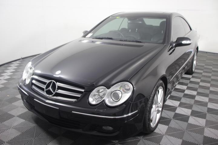2006 Mercedes Benz CLK350 Avantgarde Automatic Coupe, 141,991km