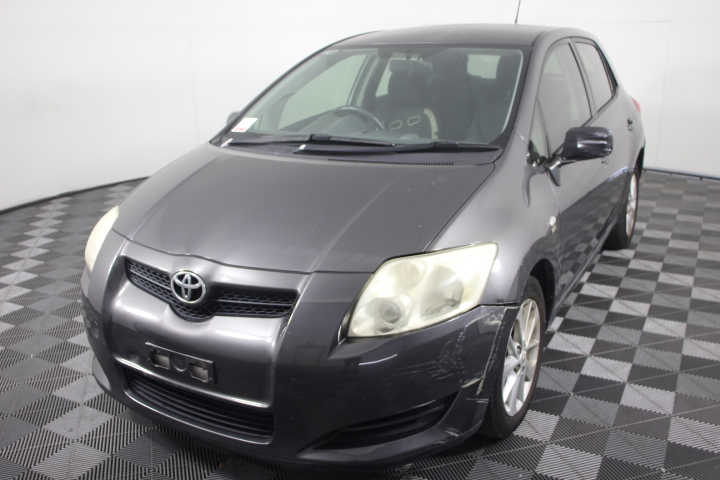 2008 Toyota Corolla Ascent ZRE152R Manual Hatchback