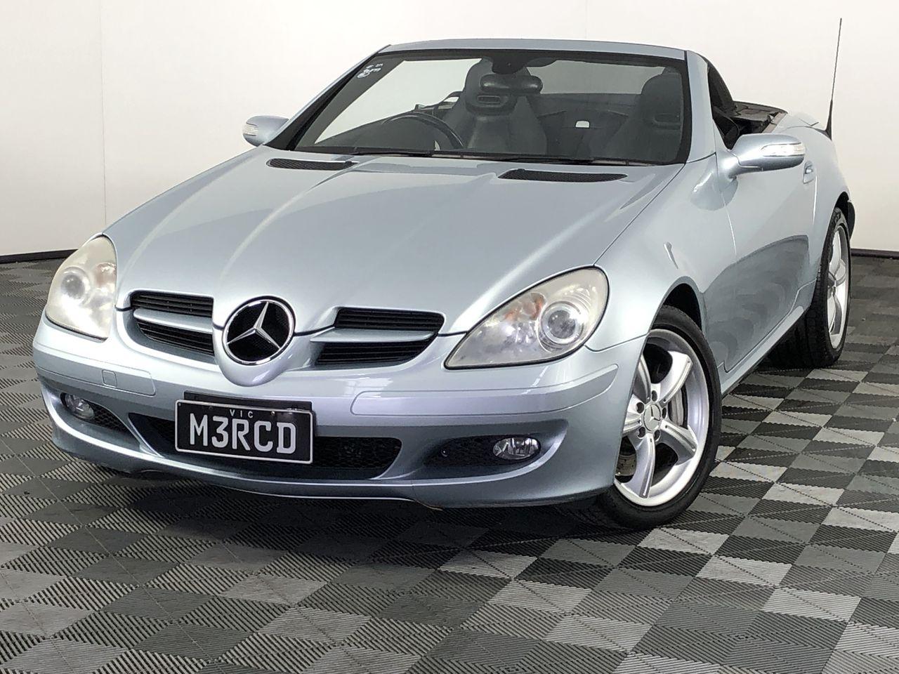 2005 Mercedes Benz SLK 350 R171 Automatic Convertible