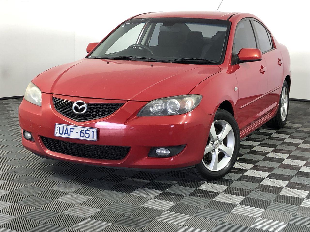 2006 Mazda 3 Maxx Sport BK Automatic Sedan