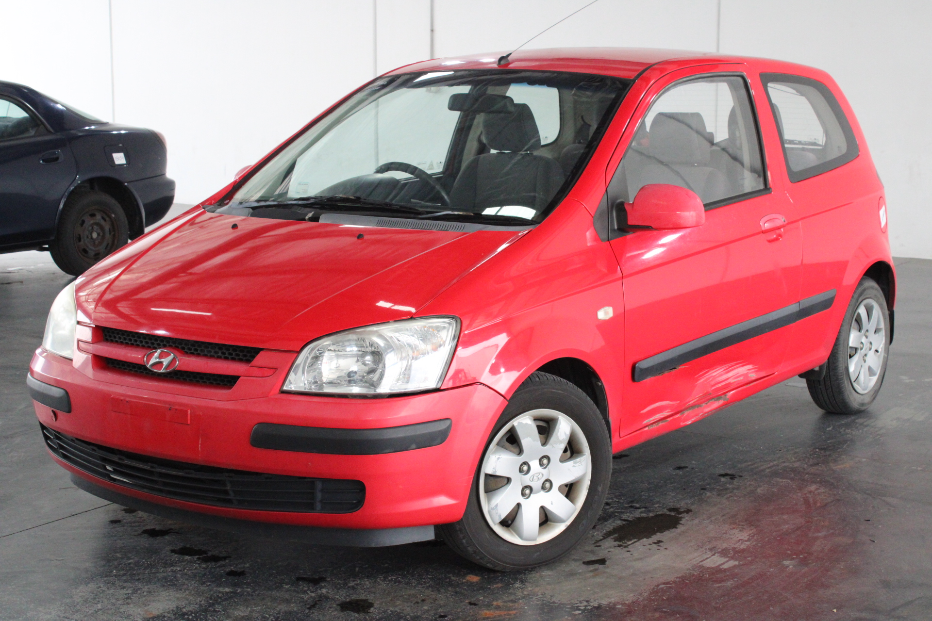 2005 Hyundai Getz GL TB Manual Hatchback