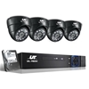 UL-tech CCTV Security Home Camera System DVR 1080P 2MP IP Cameras 1TB