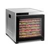 Devanti Food Dehydrators Commercial Beef Jerky Stainless Steel Dryer