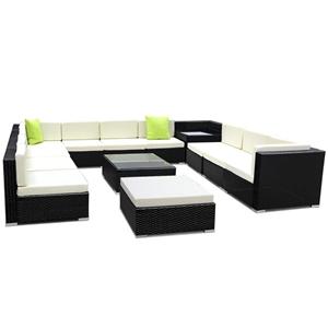Gardeon 13 Piece Outdoor Furniture Set W