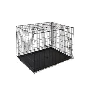 i.Pet 42inch Pet Cage - Black