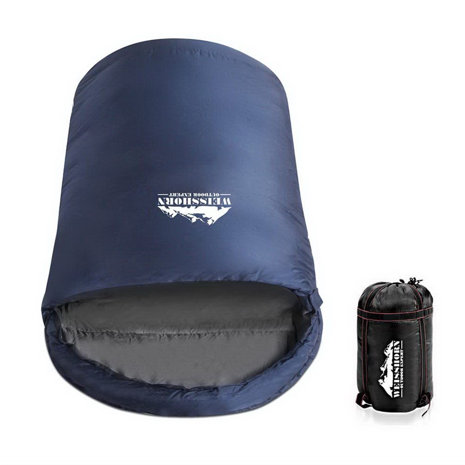 Weisshorn Camping Sleeping Bag XL Size With Carry Bag