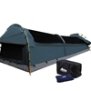 Weisshorn King Single Swag Camping Swags Canvas Tent Deluxe
