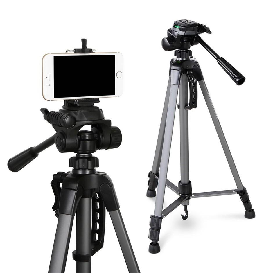 Weifeng 1.45M Professional Camera & Phone Tripod