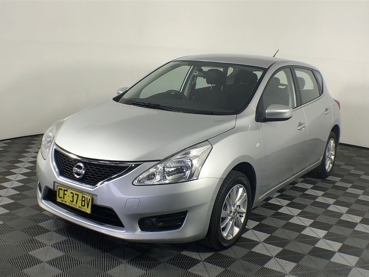 2015 Nissan Pulsar ST C12 CVT Hatchback 67,835km