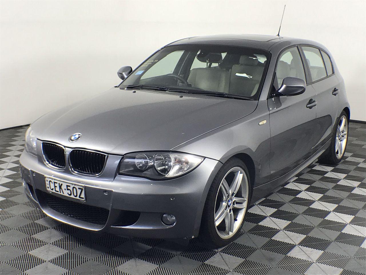 2011 BMW 1 20i E87 Automatic Hatchback 66,316km