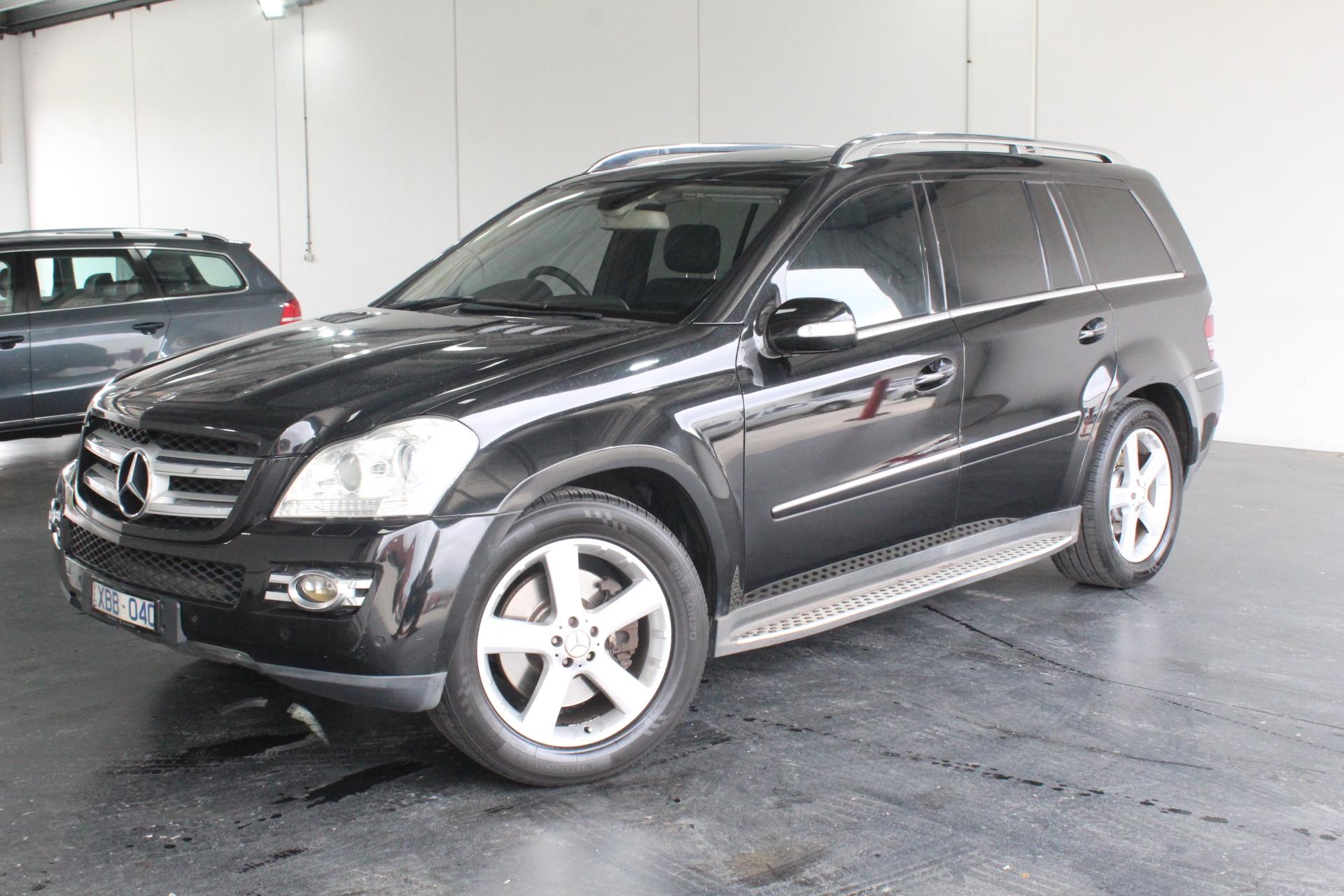 2008 Mercedes Benz GL 320 CDI X164 Turbo Diesel Automatic 7 Seats Wagon