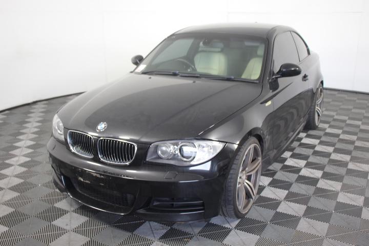 2008 BMW 135i Twin Turbo Auto 133,077 km's