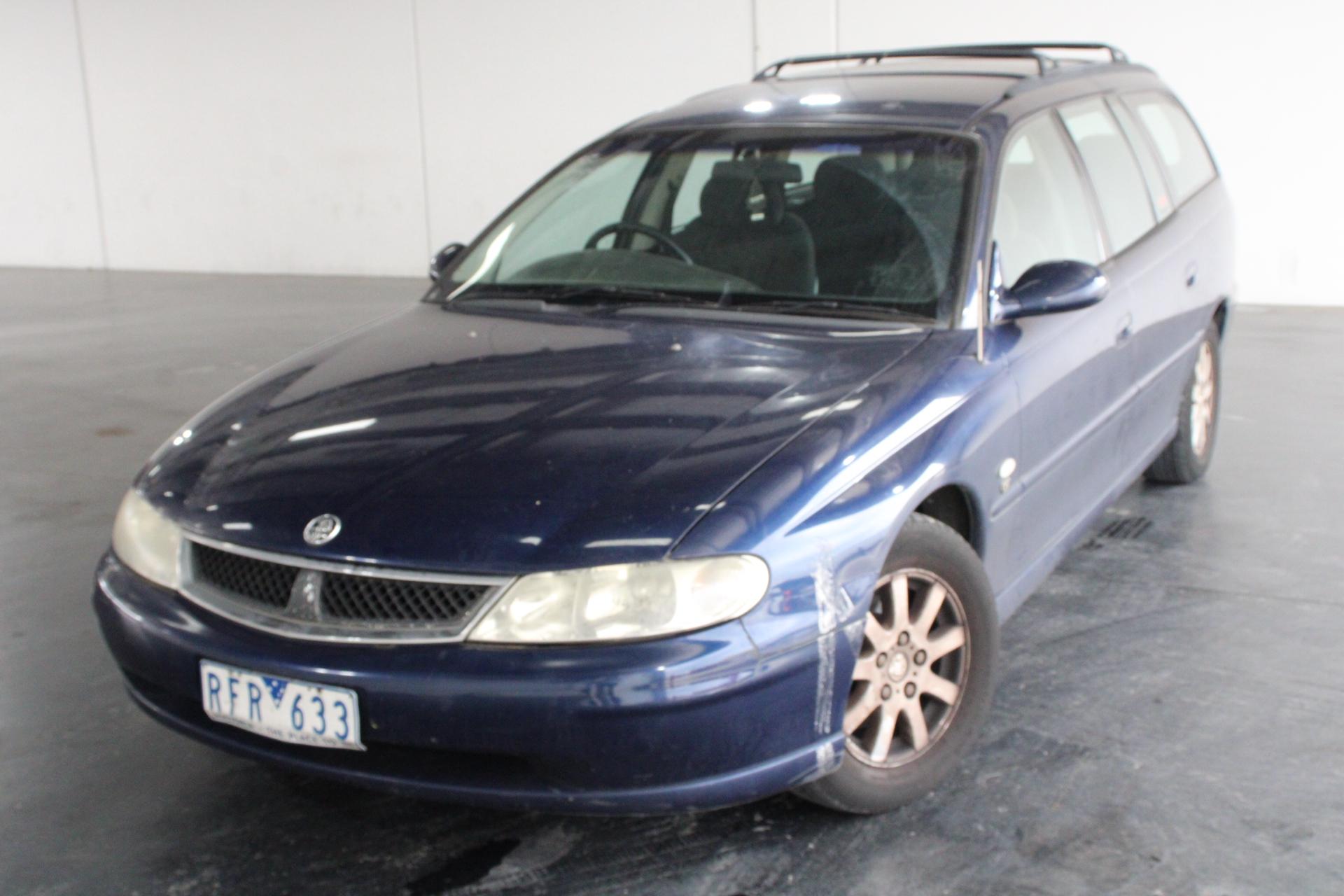 2001 Holden Berlina VX Automatic Wagon