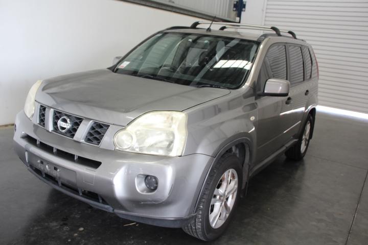 2009 Nissan X-Trail ST (4x4) T31 CVT Wagon (WOVR Inspected)