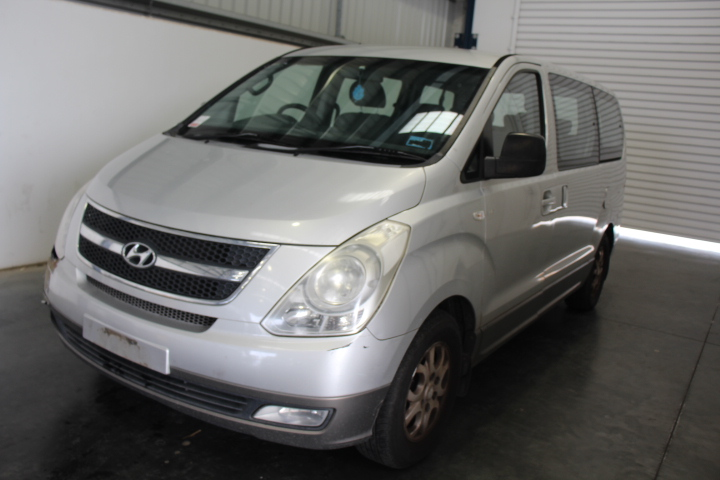 2008 Hyundai iMAX TQ Automatic 8 Seats People Mover