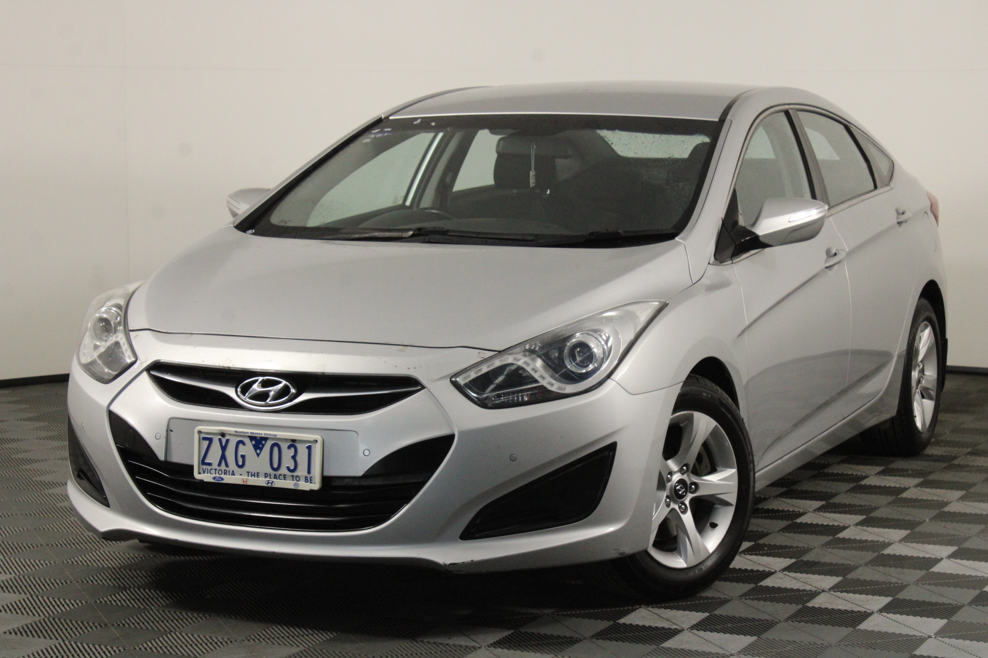 2013 Hyundai i40 Active VF Automatic Sedan