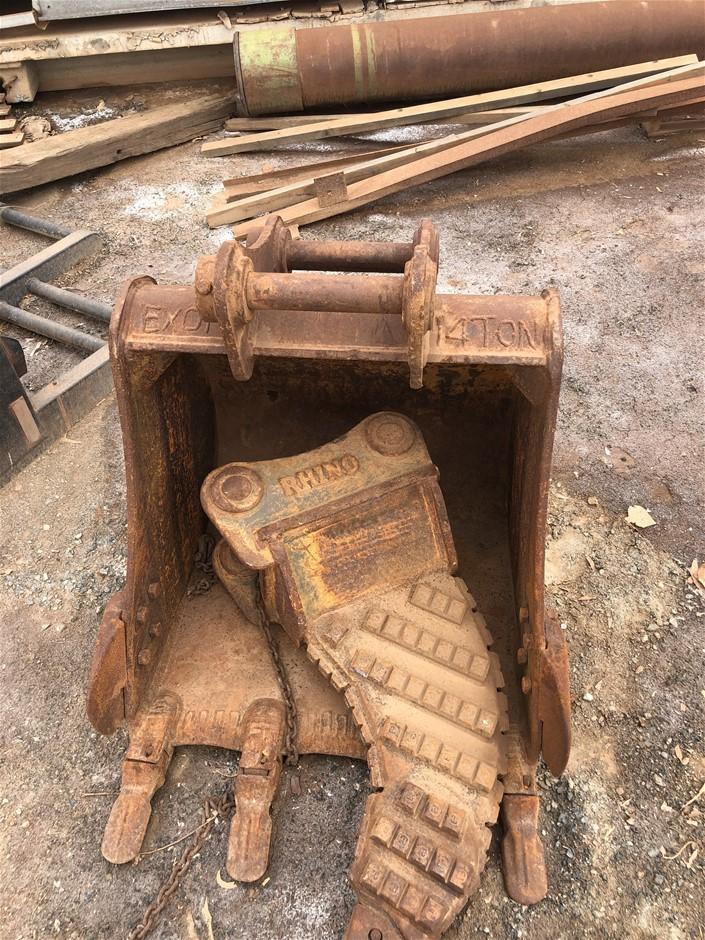 ECH 14T Excavator Bucket