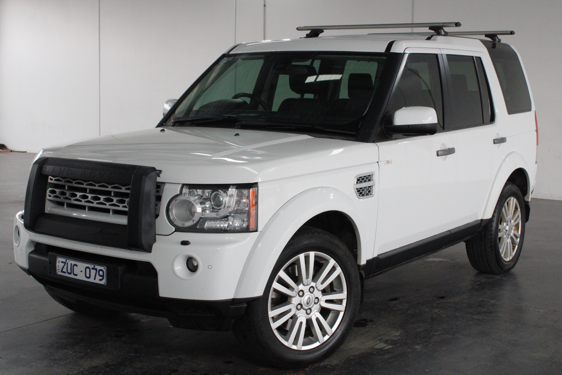 2013 Land Rover Discovery 3.0 TDV6 Series 4 Turbo Diesel Automatic 7 Seats