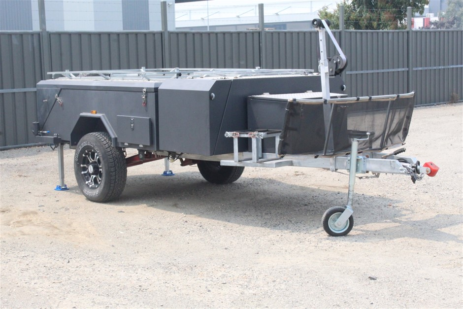 2020 Off-Road Single Axle Camper Trailer