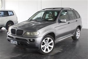2004 BMW X5 3.0i E53 Automatic Wagon
