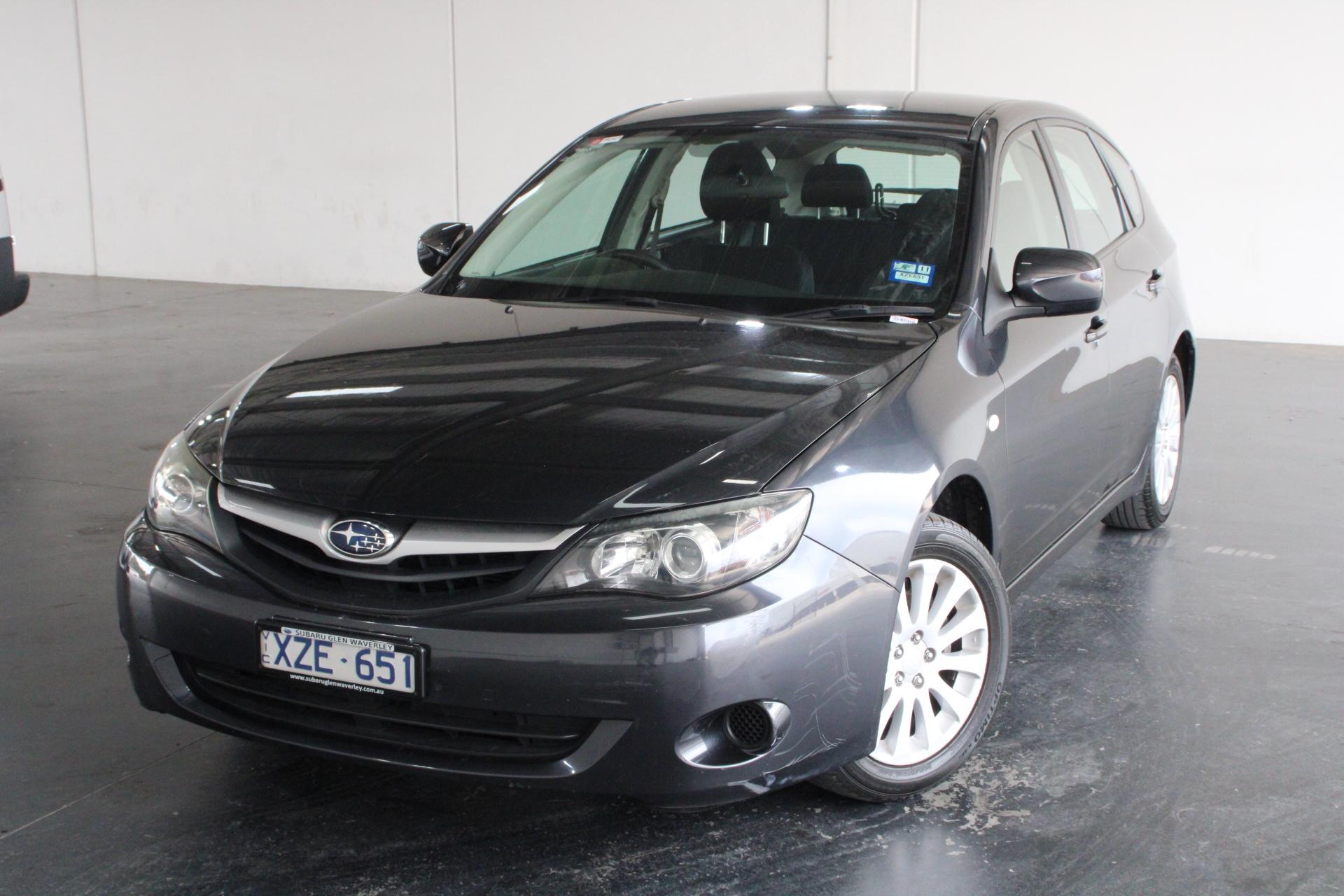 2010 Subaru Impreza R (AWD) G3 Manual Hatchback