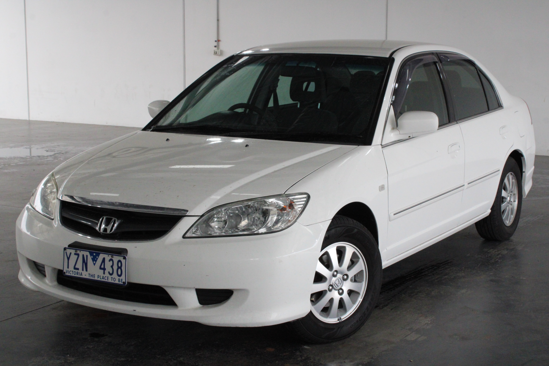 2005 Honda Civic GLi 7th Gen Manual Sedan