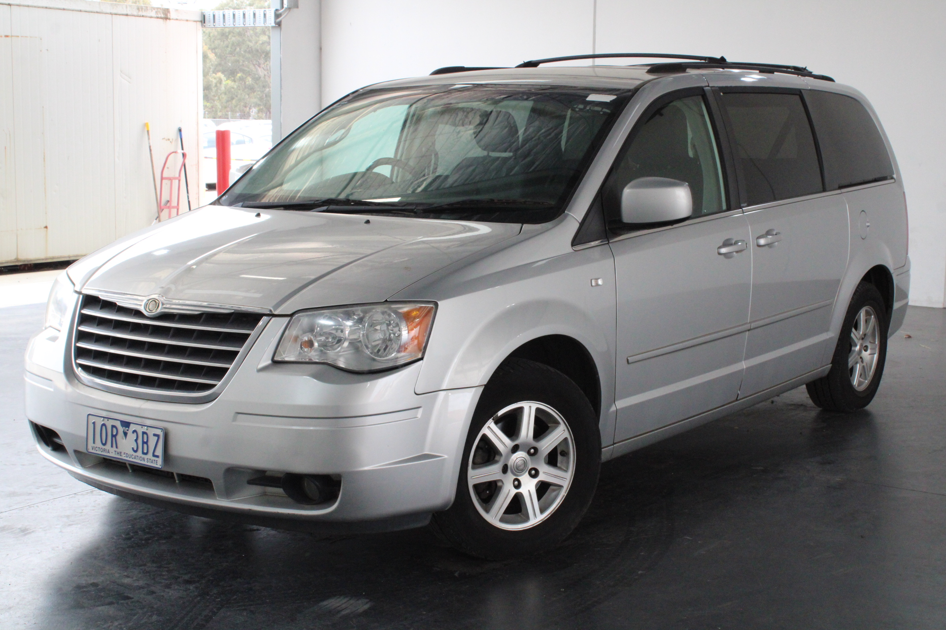 2008 Chrysler Grand Voyager Touring RT T/D Auto 7Sts