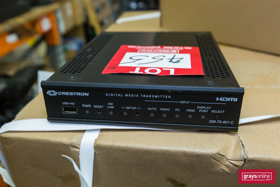 Digital Media Transmitter,