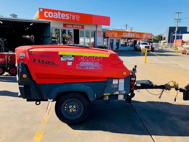 Compressor 130CFM (Diesel) - 2009 ATLAS COPCO XAS130