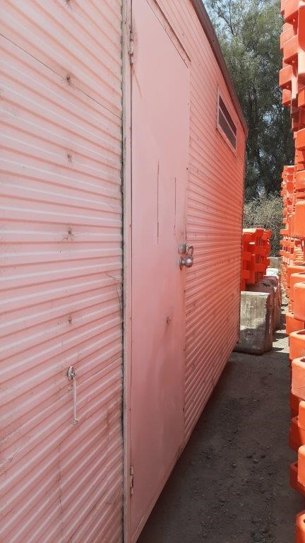 Ablution Block 4.8M x 2.4M - APB