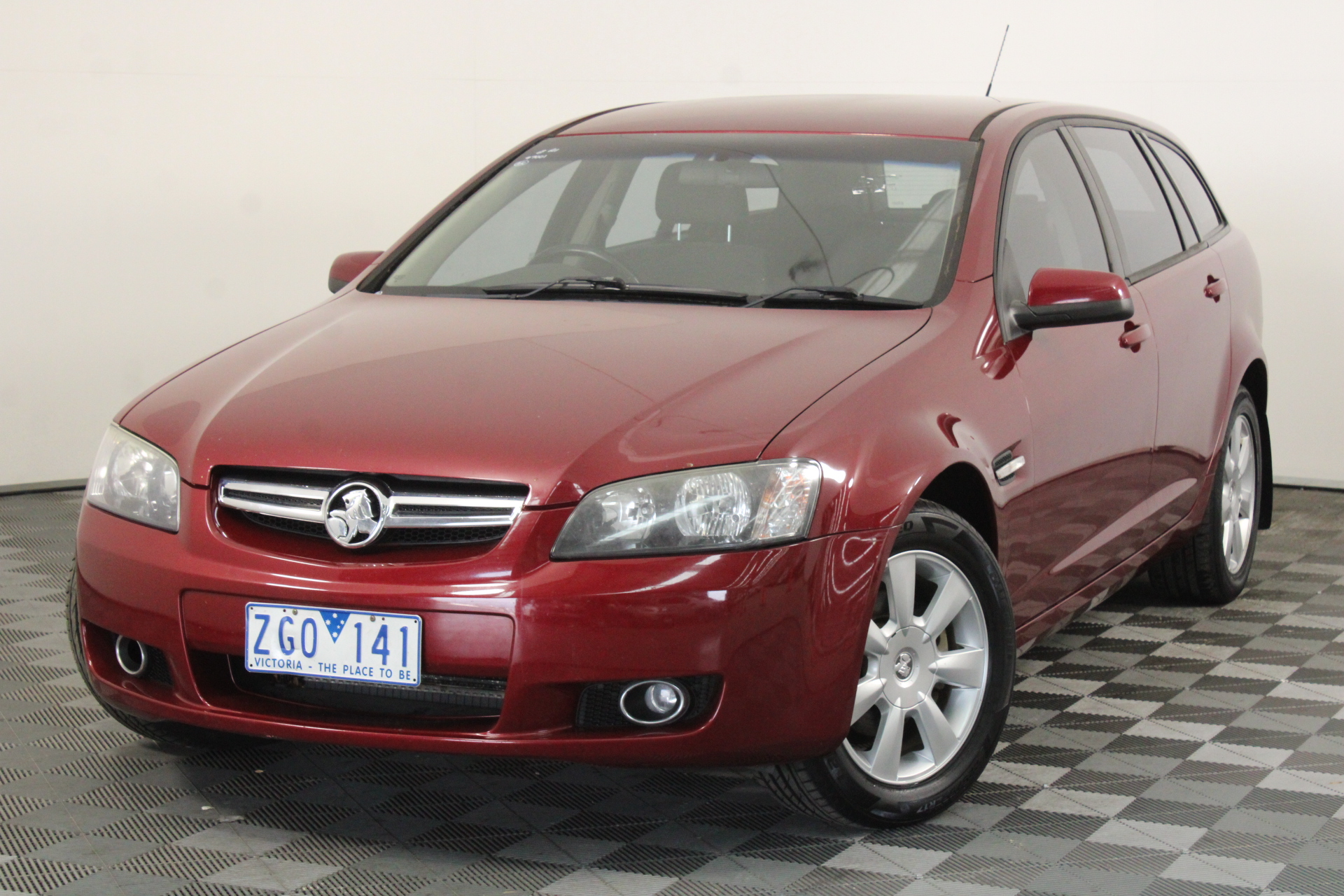 2009 Holden Berlina VE Automatic Wagon