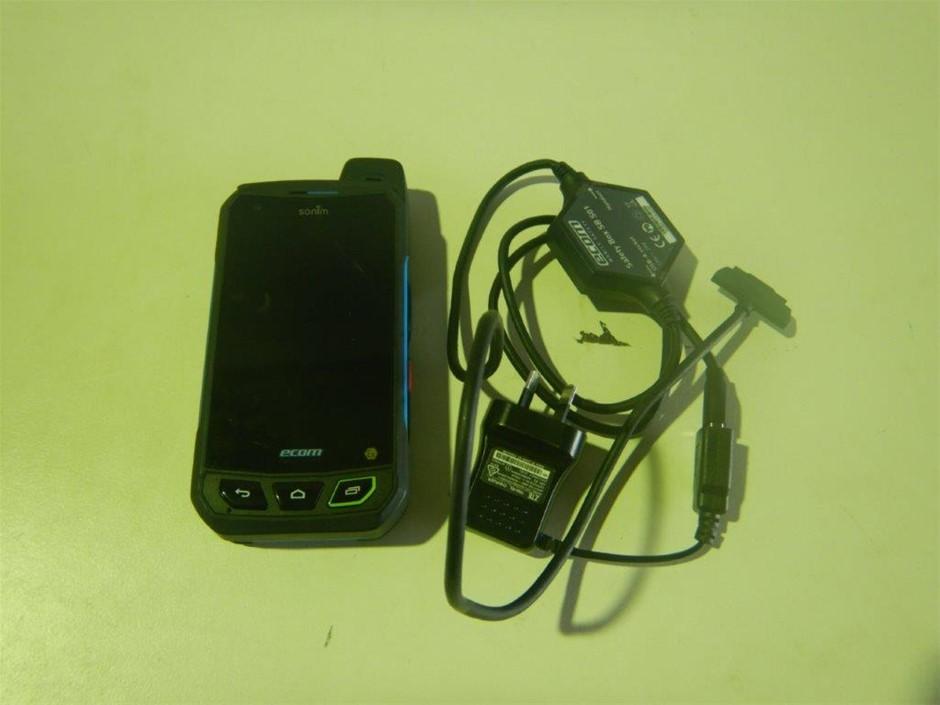 Ecom Smart-Ex 01.2-A Intrinsically Safe Mobile Phone