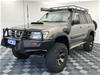 2004 Nissan Patrol ST (4x4) GU II 6.5LTR T/ Diesel Auto Wagon