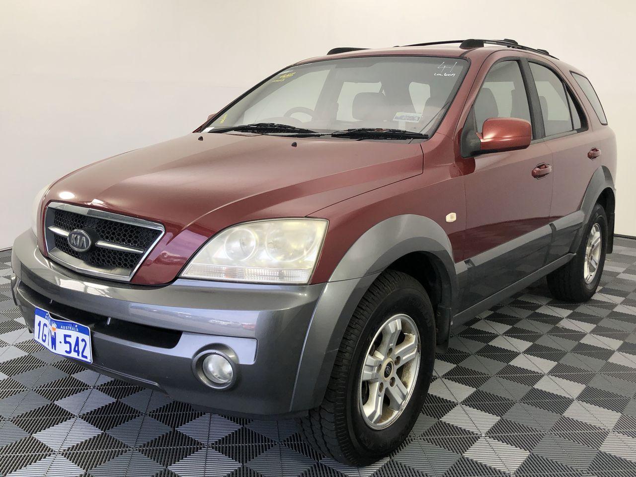 2005 Kia Sorento BL Automatic Wagon