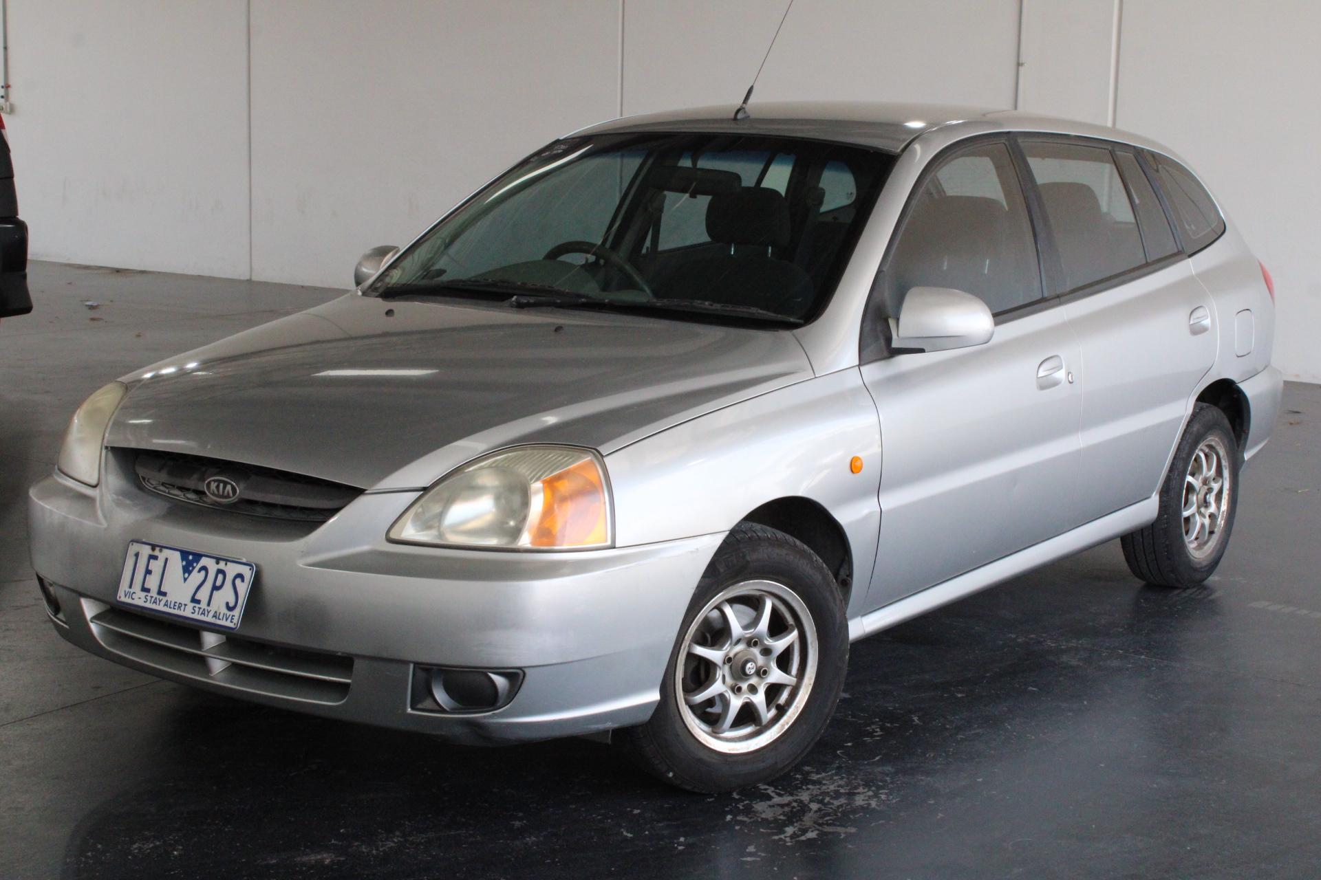 2003 Kia Rio BC Manual Hatchback