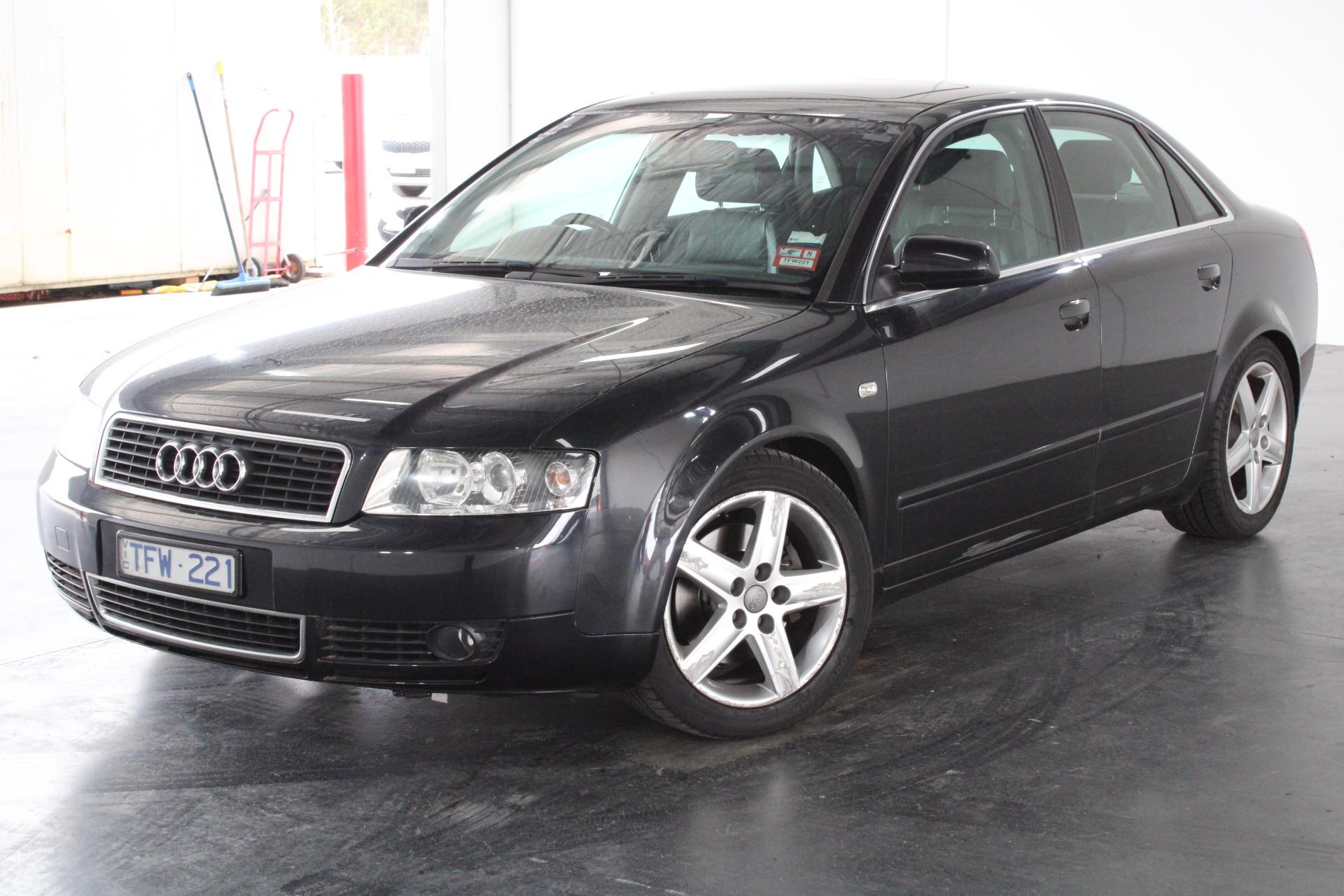 2005 Audi A4 1.8T B6 CVT Sedan