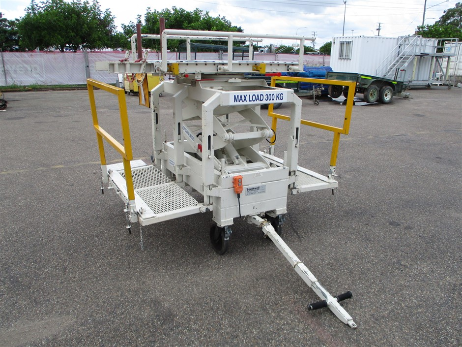 2001 Southwell Engineering 300kg Modified EWP