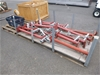 Pallet of Uprights and Spares