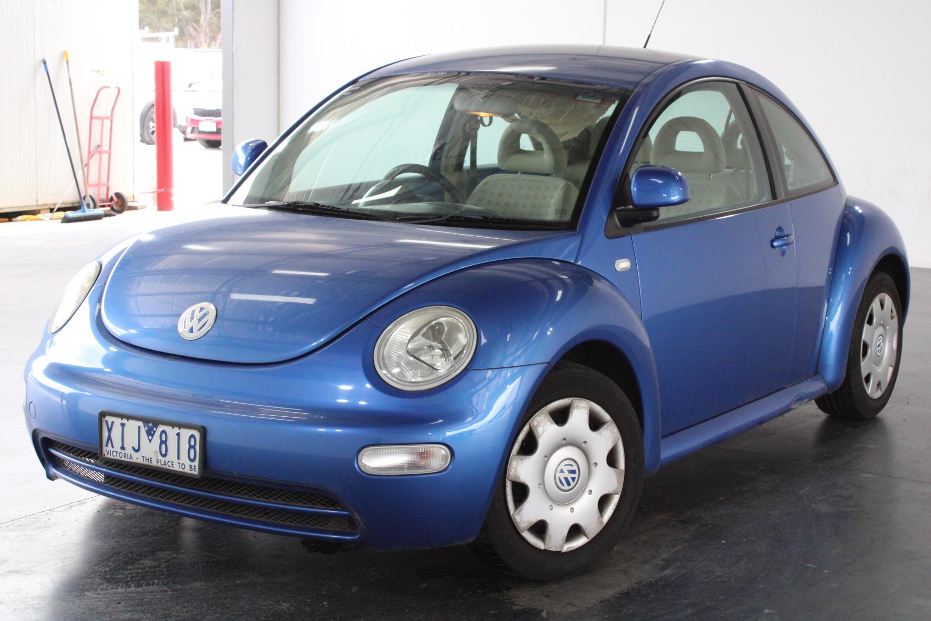 2001 Volkswagen Beetle 2.0 A4 Manual Hatchback