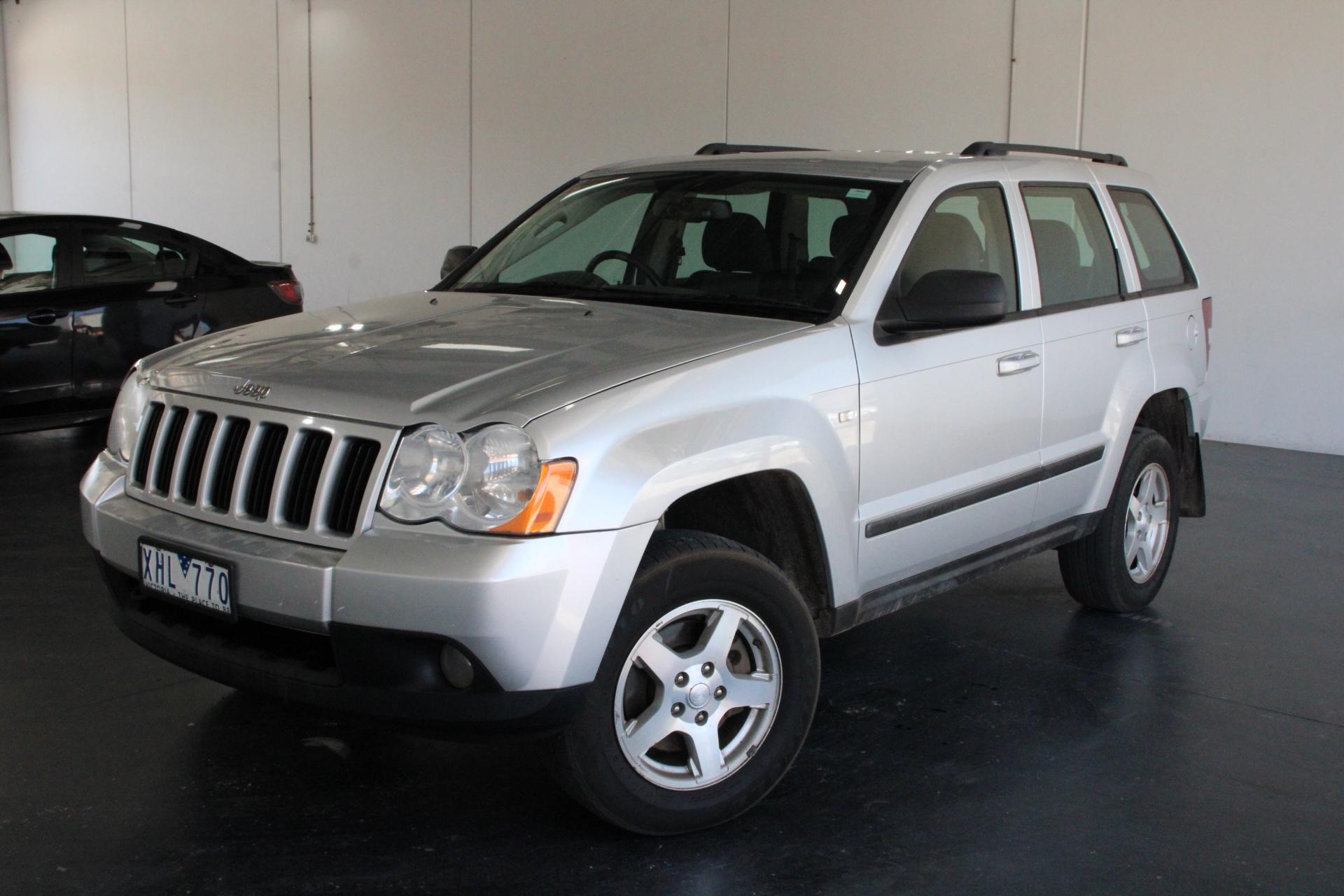 2009 Jeep Grand Cherokee Laredo (4x4) WH Turbo Diesel Automatic Wagon