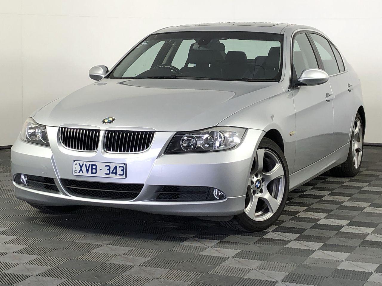 2006 BMW 3 25i E90 Automatic Sedan