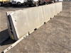 7.25m Concrete Road Barrier