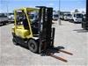 2012 Hyster H2.5TX-EL Counterbalance Forklift