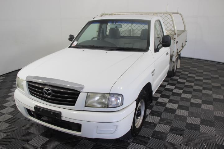 2004 (2005) Mazda B2600 Bravo DX Cab Chassis (WOVR)
