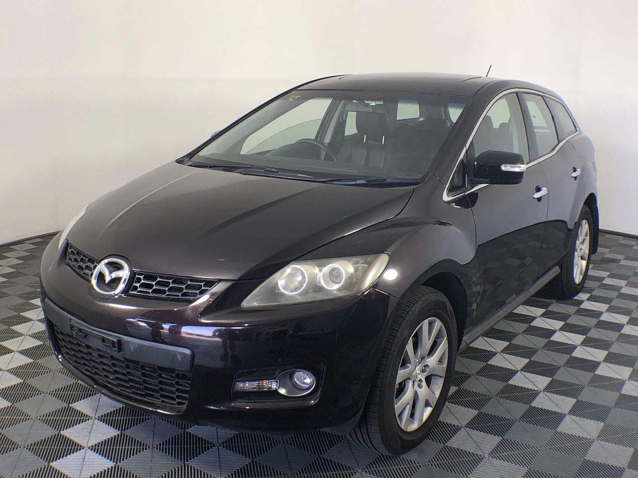 2008 Mazda CX-7 Luxury (4x4) Automatic Wagon
