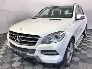 2012 Mercedes Benz ML250 BlueTEC W166 Tu