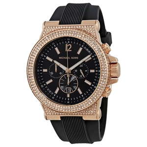 Sophisticated new Michael Kors Dylan Chr