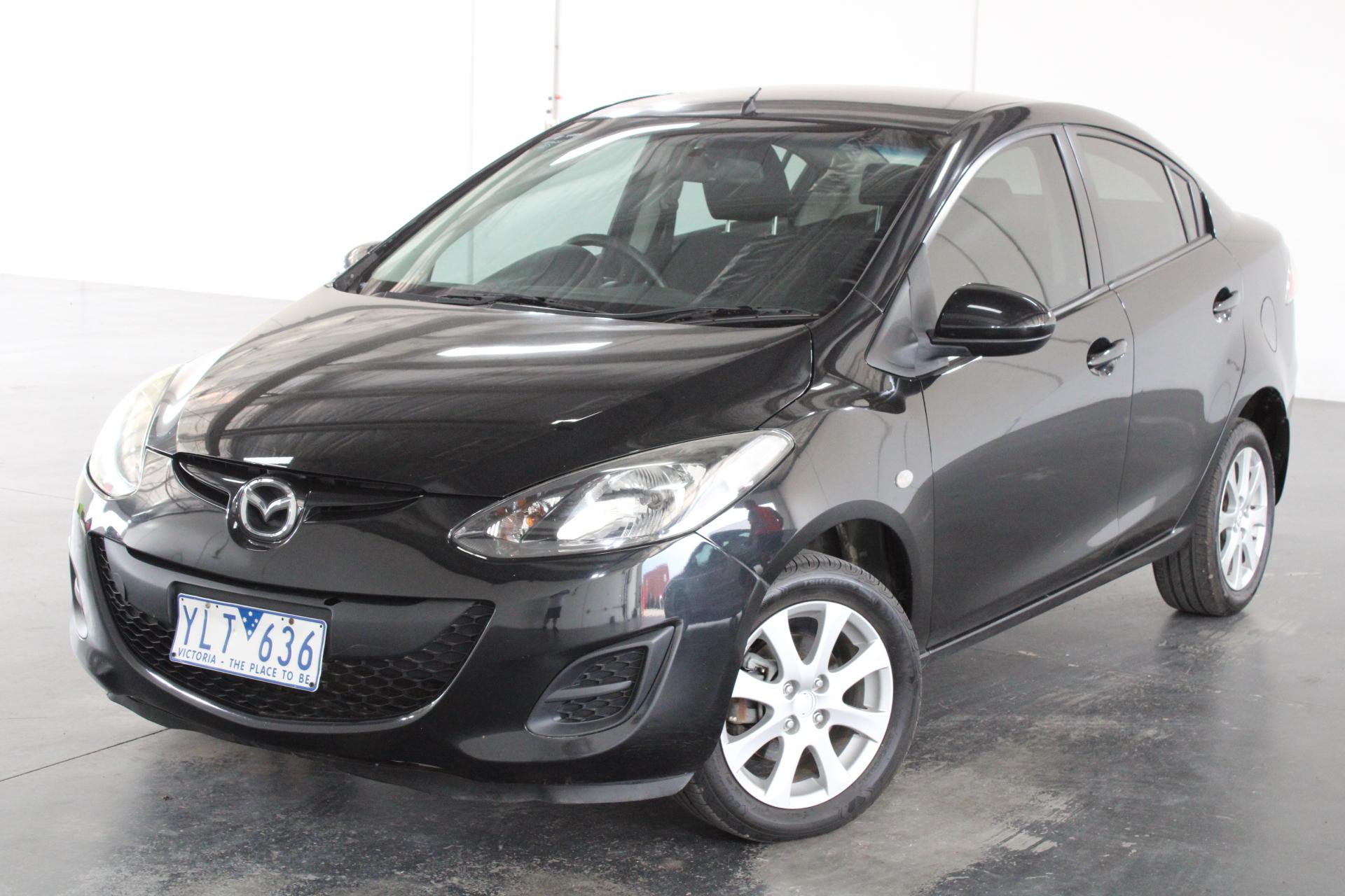 2010 Mazda 2 Maxx DE Manual Sedan