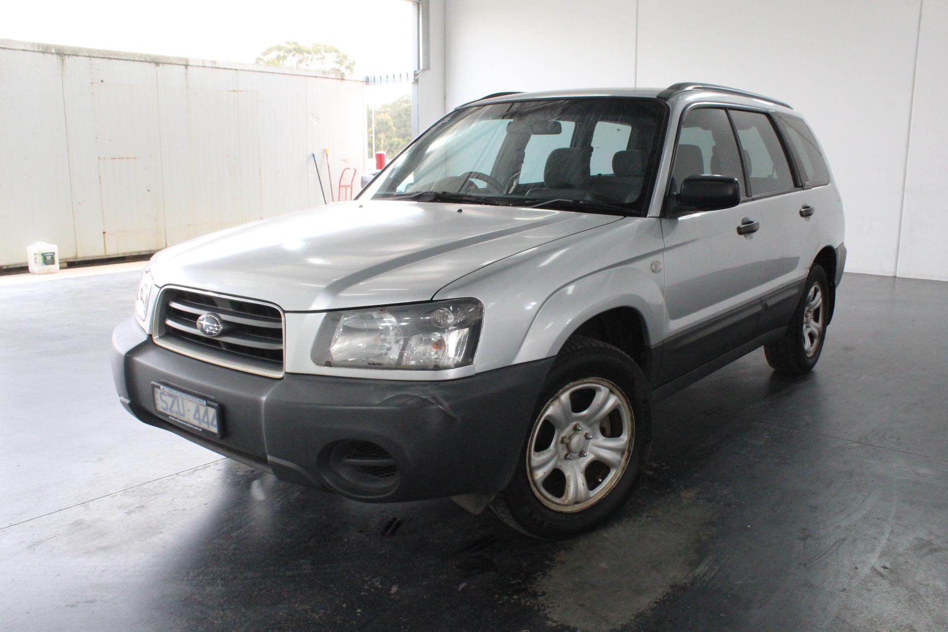 2004 Subaru Forester X Automatic Wagon