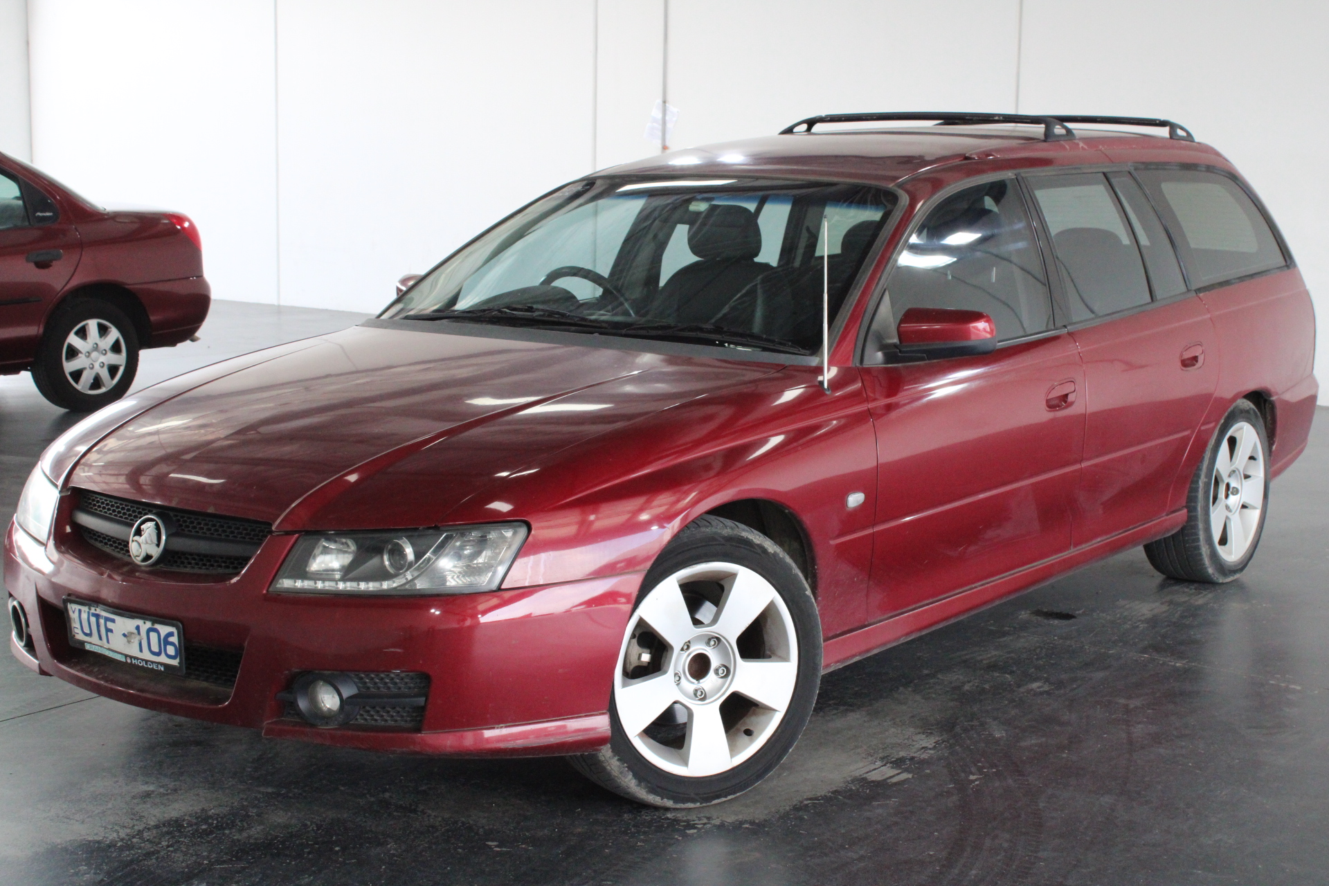 2007 Holden Commodore SVZ VZ Automatic Wagon